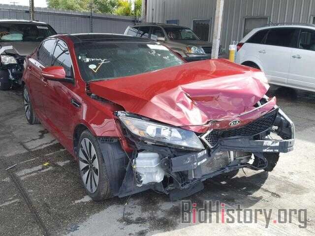 Photo 5XXGR4A60CG014367 - KIA OPTIMA 2012