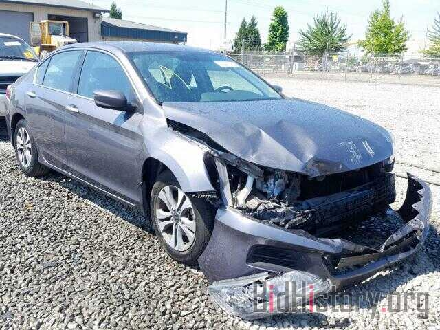 Фотография 1HGCR2F31EA056659 - HONDA ACCORD LX 2014
