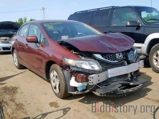 Photo 19XFB2F50FE290257 - HONDA CIVIC LX 2015