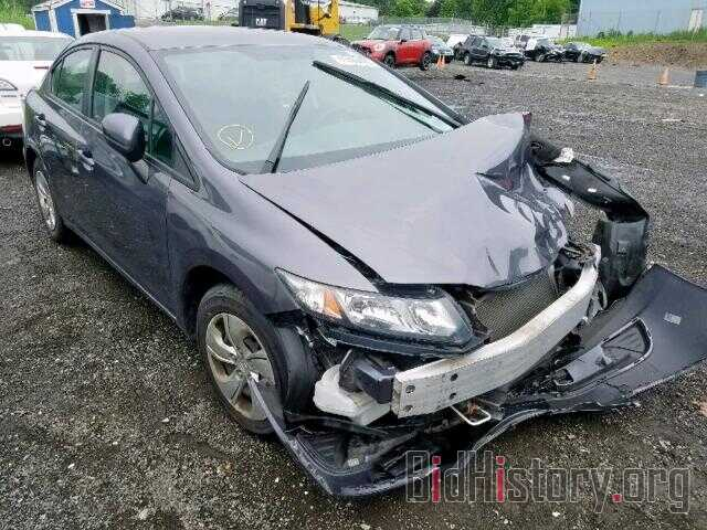 Photo 19XFB2E53FE038939 - HONDA CIVIC LX 2015