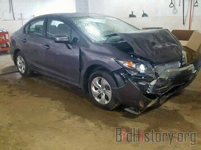 Photo 19XFB2F57FE029806 - HONDA CIVIC LX 2015