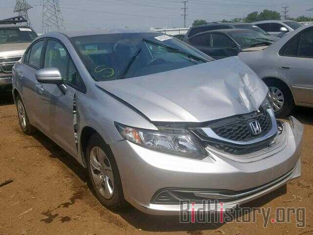 Photo 19XFB2F59FE047319 - HONDA CIVIC LX 2015