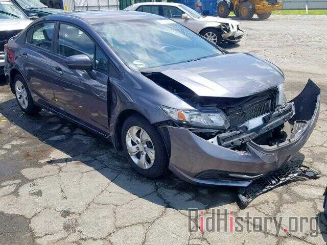 Photo 19XFB2F5XFE106572 - HONDA CIVIC LX 2015