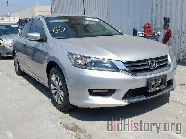 Фотография 1HGCR2F37EA118064 - HONDA ACCORD LX 2014