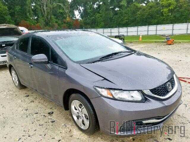 Photo 19XFB2F57FE001231 - HONDA CIVIC LX 2015
