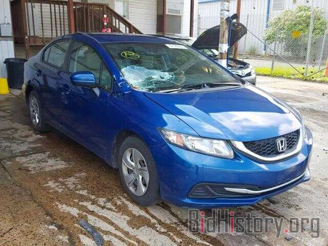 Photo 19XFB2E58FE008061 - HONDA CIVIC LX 2015