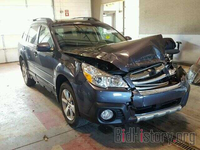 Photo 4S4BRCLC2E3255241 - SUBARU OUTBACK 2014
