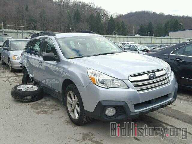 Photo 4S4BRBAC9E3258473 - SUBARU OUTBACK 2014