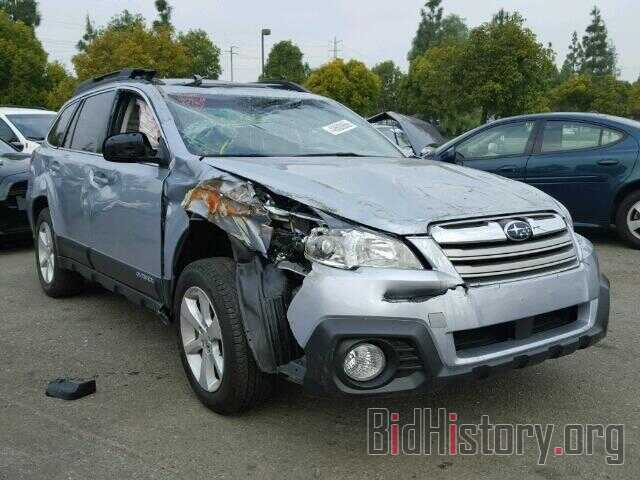 Photo 4S4BRBDC7E3202110 - SUBARU OUTBACK 2014