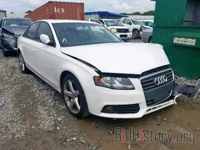 Photo WAUAFAFL1CA118824 - AUDI A4 2012