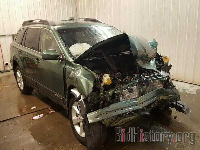 Photo 4S4BRCCC4E3284742 - SUBARU OUTBACK 2014