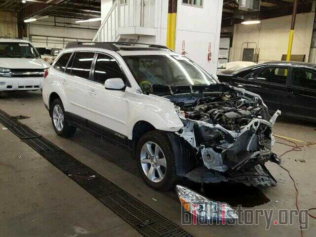 Photo 4S4BRBNC2E3280423 - SUBARU OUTBACK 2014