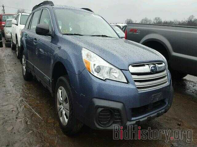 Photo 4S4BRBAC0E1213384 - SUBARU OUTBACK 2014