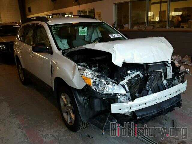 Photo 4S4BRBAC5E3218259 - SUBARU OUTBACK 2014