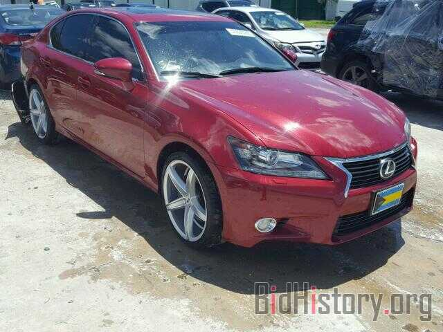 Photo JTHCE1BL4FA001388 - LEXUS GS350 2015
