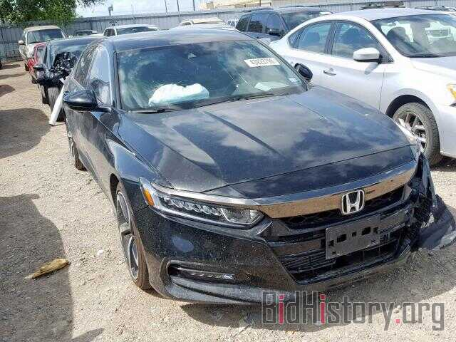 Photo 1HGCV1F34JA231003 - HONDA ACCORD SPO 2018