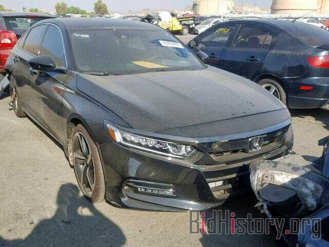 Photo 1HGCV1F31JA251760 - HONDA ACCORD SPO 2018