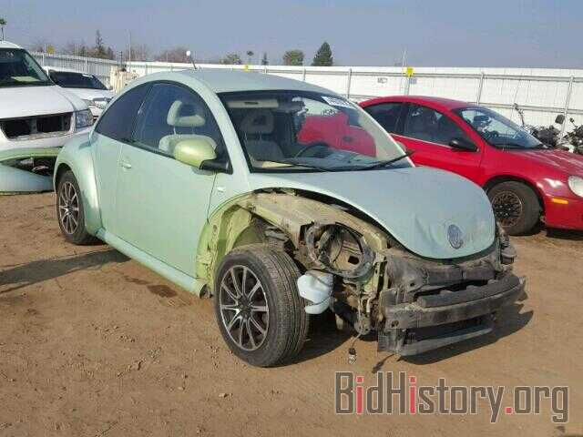 Photo 3VWBT21C01M408126 - VOLKSWAGEN BEETLE 2001
