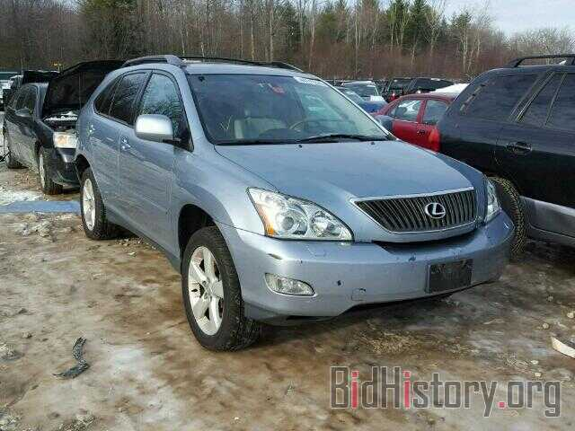 Photo 2T2HA31U84C011421 - LEXUS RX330 2004