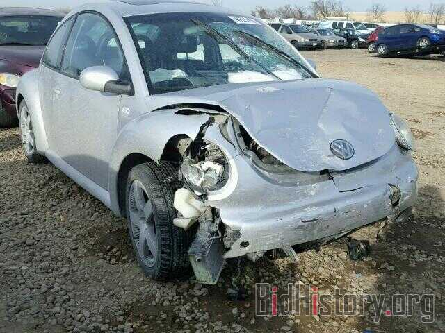 Photo 3VWED21C71M475736 - VOLKSWAGEN BEETLE 2001