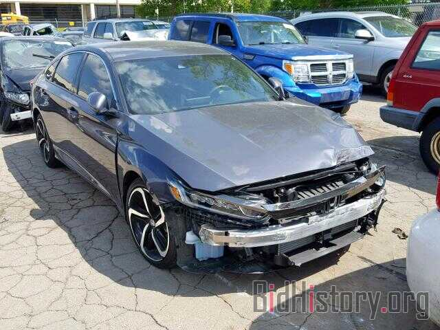 Photo 1HGCV1F32JA122152 - HONDA ACCORD SPO 2018
