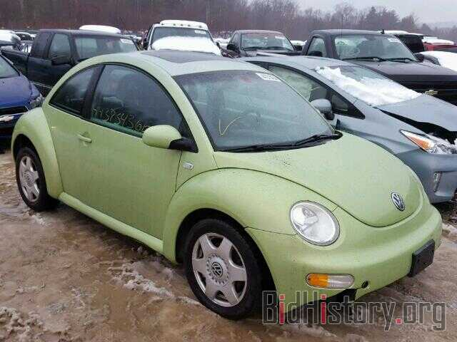 Photo 3VWDD21C51M457540 - VOLKSWAGEN BEETLE 2001