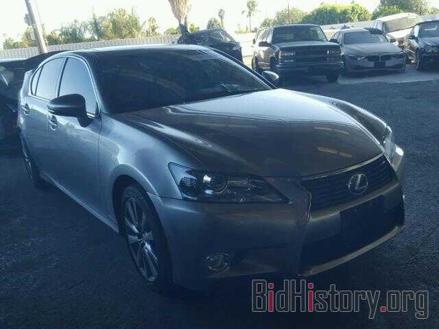 Photo JTHBE1BL3FA016363 - LEXUS GS350 2015