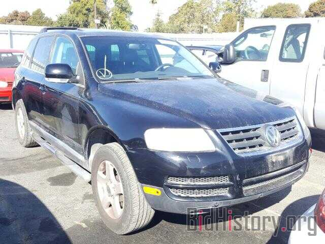 Photo WVGZG77L56D040244 - VOLKSWAGEN TOUAREG 2006