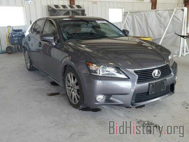 Photo JTHBE1BL8FA012910 - LEXUS GS350 2015