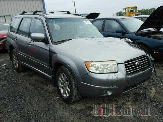 Photo JF1SG65607H741920 - SUBARU FORESTER 2007