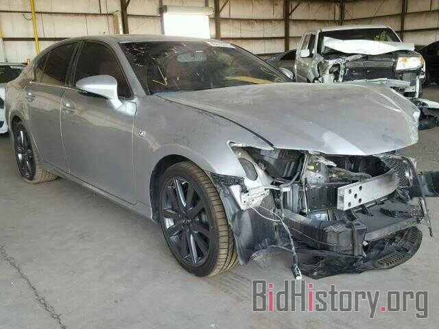Photo JTHBE1BLXFA003108 - LEXUS GS350 2015