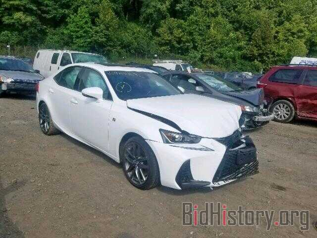 Фотография JTHC81D20J5031386 - LEXUS IS 2018