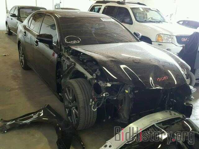 Photo JTHBE1BL5FA019992 - LEXUS GS350 2015