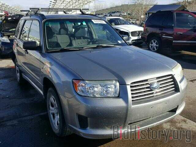 Photo JF1SG63677G741356 - SUBARU FORESTER 2007