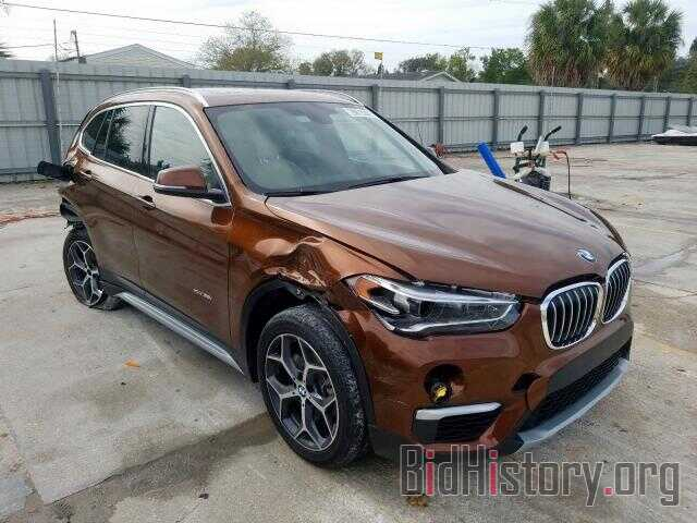 Фотография WBXHT3C32GP880883 - BMW X1 2016