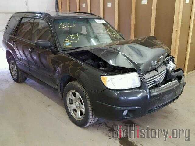 Photo JF1SG63617H736681 - SUBARU FORESTER 2007