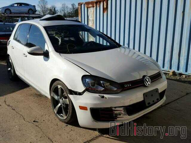Photo WVWHD7AJXDW033694 - VOLKSWAGEN GTI 2013