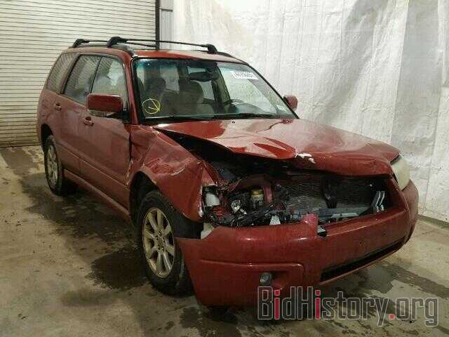 Photo JF1SG65617H747922 - SUBARU FORESTER 2007