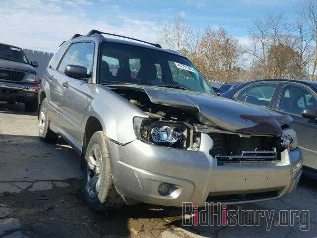 Photo JF1SG63647H717316 - SUBARU FORESTER 2007