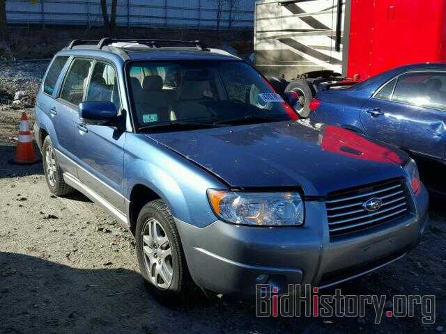 Photo JF1SG67647H746289 - SUBARU FORESTER 2007