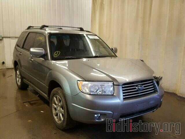 Photo JF1SG65617H701149 - SUBARU FORESTER 2007