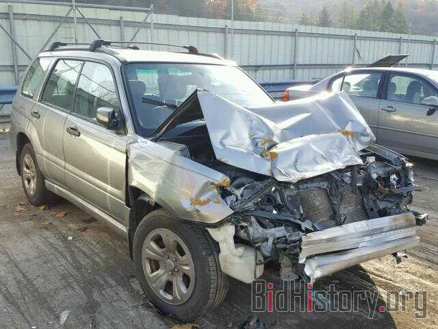 Photo JF1SG63677H708609 - SUBARU FORESTER 2007