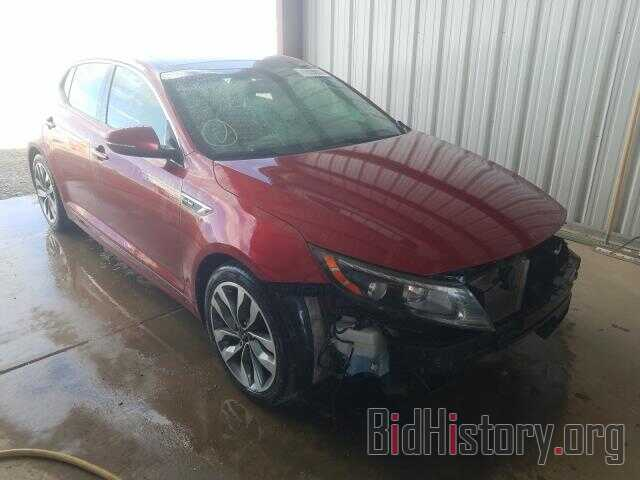 Photo 5XXGR4A65EG291874 - KIA OPTIMA 2014