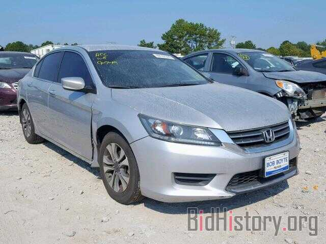 Фотография 1HGCR2F35FA079198 - HONDA ACCORD LX 2015
