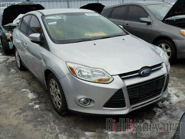 Фотография 1FAHP3F27CL252894 - FORD FOCUS 2012