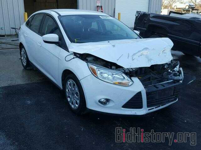 Фотография 1FAHP3F20CL115103 - FORD FOCUS 2012