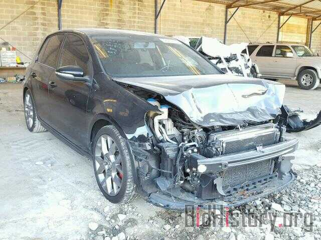 Photo WVWHV7AJ7DW024478 - VOLKSWAGEN GTI 2013