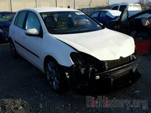 Photo WVWHD7AJ2DW140514 - VOLKSWAGEN GTI 2013
