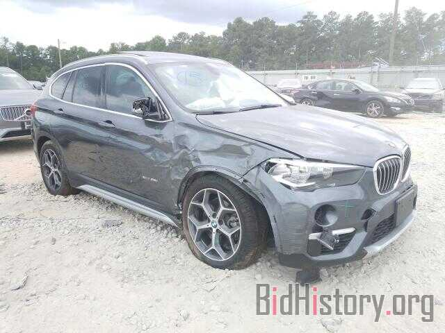 Фотография WBXHT3C32GP882262 - BMW X1 2016