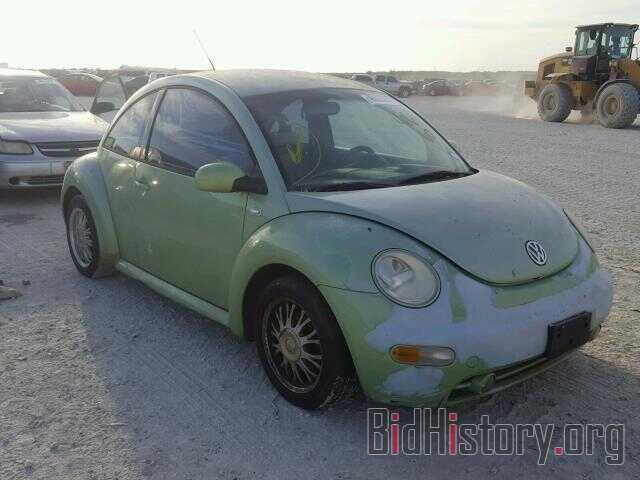 Photo 3VWCP21C01M406160 - VOLKSWAGEN BEETLE 2001